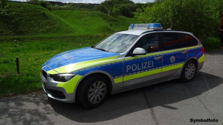 Polizeimeldung Bad Driburg