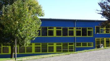 Randale und Zerstörung in Altenbeken Realschule