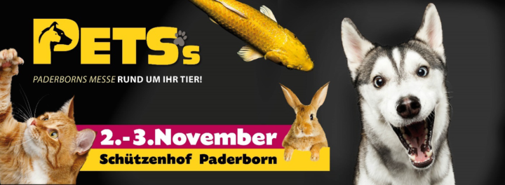 PETS´s Tiermesse im Schützenhof in Paderborn 2019