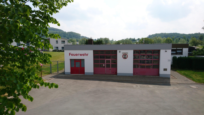 Feuerwehrgerätehaus Löschgruppe Neuenheerse