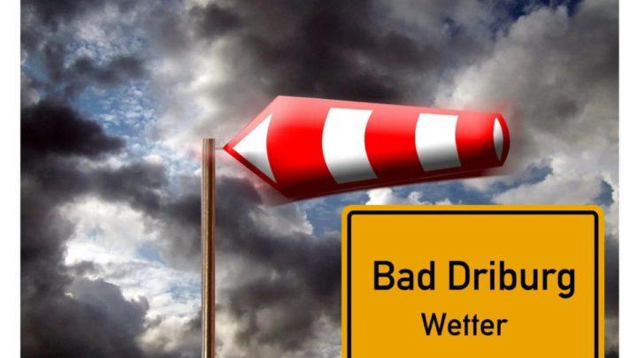 Sturmtief Sabine Bad Driburg