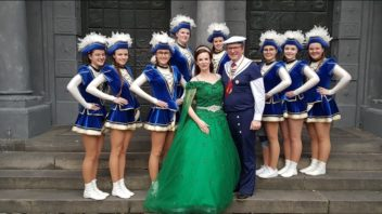 Tanzsportgarde Bad Driburger Regimentstöchter